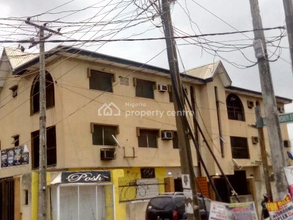 Block of 6 Units of 3 Bedroom Apartment, Corner Piece Property with C of O, Samuel Awoniyi Street, Opebi, Ikeja, Lagos, Block of Flats for Sale