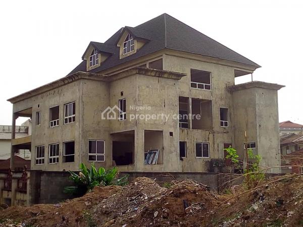10 Bedroom Mansion with 5 Sitting Rooms,   Private Study, Massive Kitchen and Laundry, Cinema Lounge Etc, Inside The Villa, Asokoro District, Abuja, Detached Duplex for Sale