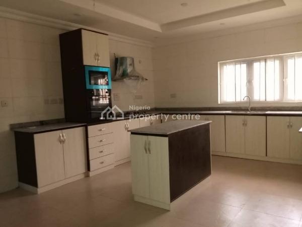 Well and Tastefully Built  6 Bedroom Semi Detached Duplex, 2 Room Bq, Ample Parking Space, Serene Environment, Etc, Royal Garden, Ajah, Lagos, Semi-detached Duplex for Sale