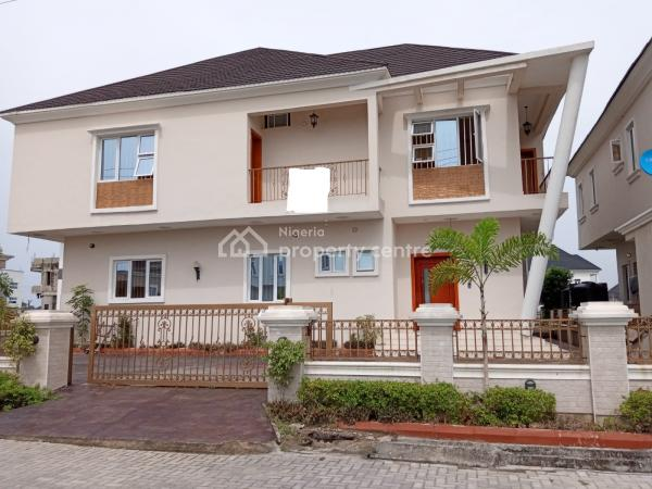 Newly Built Luxury 4 Bedroom Detached Duplex with a Room Servant Quarter, Fitted Kitchen, Etc, Victory Park Estate, Osapa, Lekki, Lagos, Detached Duplex for Sale