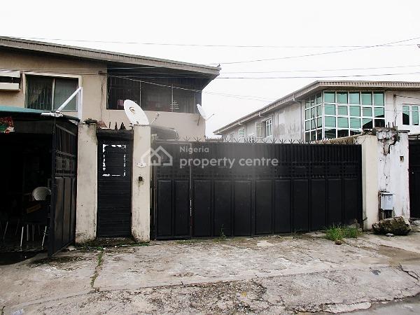 4 Bedroom Duplex + 2 Rooms Bq By Immigration Office, Off Festac 2nd Avenue, Amuwo Odofin, Lagos, Semi-detached Duplex for Sale