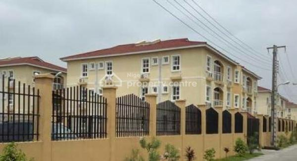 3 Bedroom Flat, All En Suite and Fully Serviced with 24hours Power, Water and Security, Clean Estate and Well Planned, Milverton Estate, Osapa, Lekki, Lagos, Flat for Rent