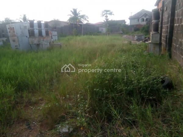 10 Acres of Bare Fenced and Gated, Directly on Badagry Expressway By Okokomaiko, Oko Afo, Badagry, Lagos, Mixed-use Land for Sale