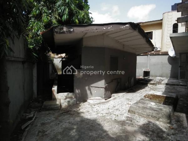 Vacant 2 Wings of 5 Bedroom Duplexes on 950sqm, Gaboro Close, Off Ojikutu Street, Off Saka Tinubu, Victoria Island (vi), Lagos, Semi-detached Duplex for Sale