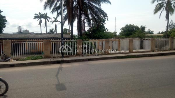 Very Large, Dry and Fully Fenced 4400square Meter Plots of Land, Ikeja Gra, Ikeja, Lagos, Mixed-use Land for Sale