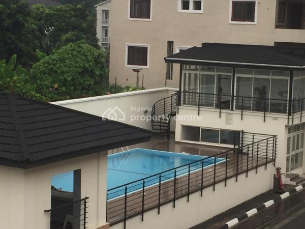 Nicely Built 4 Bedroom Terrace House, Old Ikoyi, Ikoyi, Lagos, Terraced Duplex for Rent