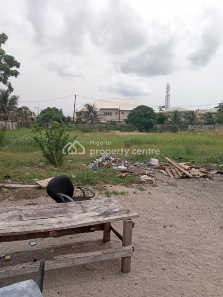 1344sqm Joint Venture with Governors Consent, Open Proposal, Send Loi and Lets Close, Spg Road, Ologolo, Lekki, Lagos, Residential Land Joint Venture