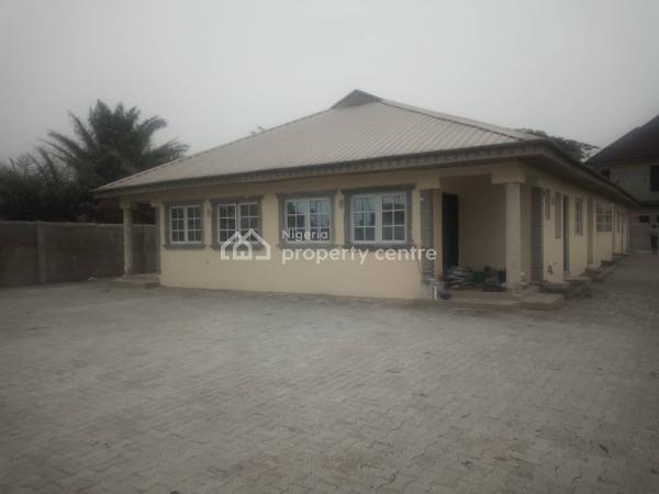 4 Units Two Bedroom Flat, Cornell Estate, Bogije, Ibeju Lekki, Lagos, Flat for Rent