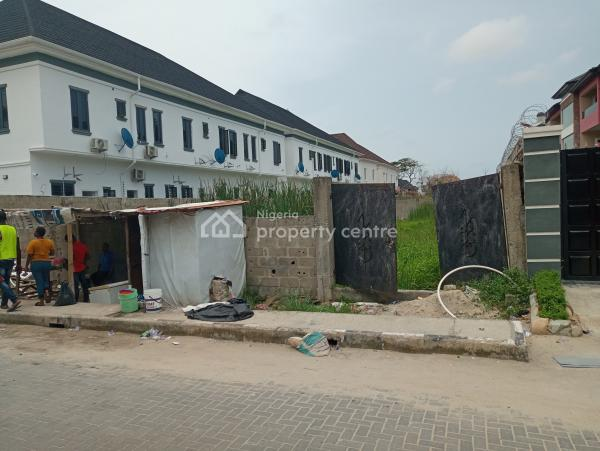 Prime 2 Plots of Land, Back to Back, with Gov Consent, Beside Lekki Conservation Center( Lcc ),by Chevron Tollgate, Lekki, Lagos, Residential Land for Sale