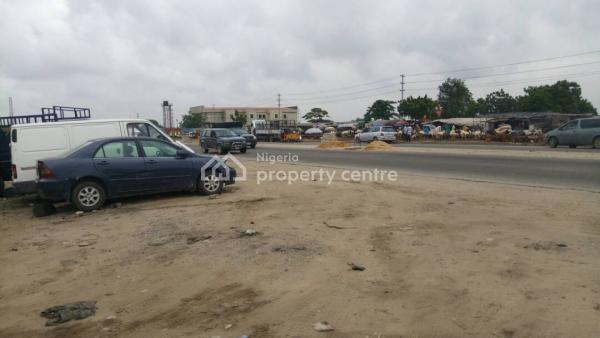 Fully Fenced 1 Acre of Land, Facing Lekki-epe Expressway,  Opposite Abraham Adesanya Estate, Ajah, Lagos, Commercial Land for Sale