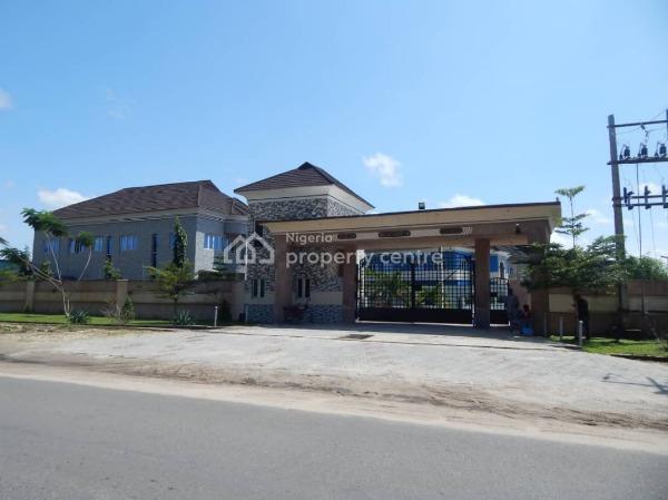 5 Bedroom Carcass/shell Home, Atican Beachview Estate, Ogombo, Ajah, Lagos, Semi-detached Duplex for Sale