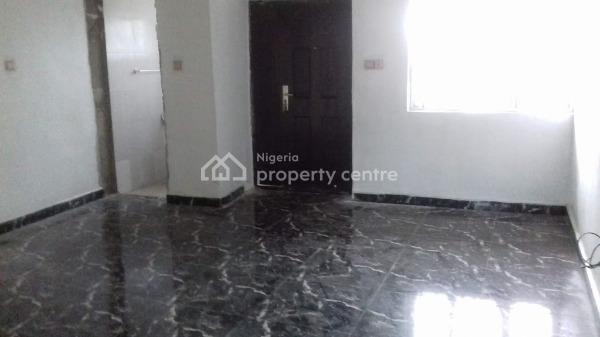 a Newly Built Spacious 3 Bedroom Flat with Bq, Bickersteth Estate, Onike, Yaba, Lagos, Flat for Rent