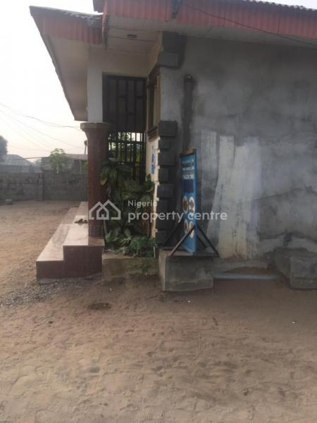 a Well Built 4 Bedroom Bungalow Sitting on a Full Plot of Land, Badagry, Lagos, Detached Bungalow for Sale