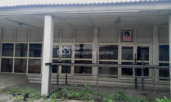Vacant Large Size 2 Bay Warehouse with Administrative Block, By Lastma Head Office, Anthony/oshodi Expressway, Ilupeju Estate, Ilupeju, Lagos, Warehouse for Sale