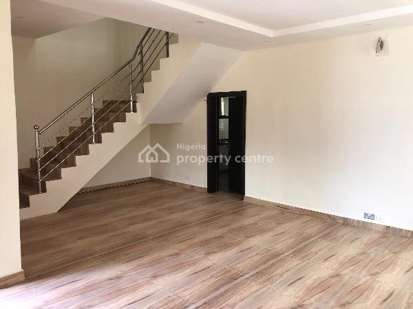 Brand New Serviced 4 Bedroom House with a Room Bq, Paradise Phase 2, Chevy View Estate, Lekki, Lagos, Terraced Duplex for Rent