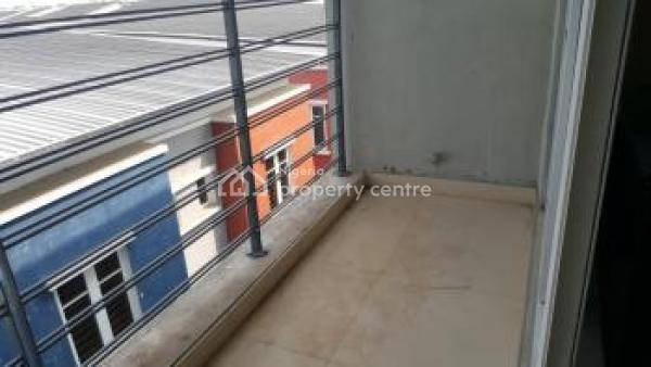 Newly Built All Rooms En Suite 2 Bedroom Terrace Duplex, Genesis Colony Estate, Abraham Adesanya Estate, Ajah, Lagos, Terraced Duplex for Rent