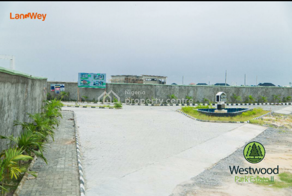 Westwood Park Estate, Sangotedo, Around Novare Shop Rite Sangotedo, Sangotedo, Ajah, Lagos, Residential Land for Sale
