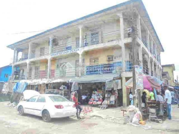 Ultra-modern Commercial Building with 36 Lock Up Shops, Ladipo, Oshodi, Lagos, Plaza / Complex / Mall for Sale