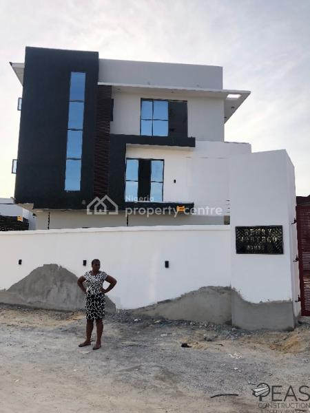 Luxury 4 Bedroom Duplex Southern View Estate, Southern View Estate, Lekki Phase 2, Lekki, Lagos, Terraced Duplex for Sale