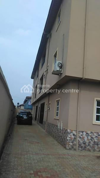 House Consisting of Six Numbers of Three Bed Room Flat, Igando, Ikotun, Lagos, Block of Flats for Sale