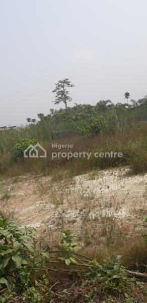 Strategically Located 20 Hectres of Land Withblagos State Allocation and Registered Survey for Sale Opposite Crown Estate Close, Opposite Crown Estate, After Novare Mall, Sangotedo, Ajah, Lagos, Mixed-use Land for Sale