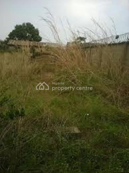 a Plot of Undeveloped Land (fenced), Ajao Estate, Isolo, Lagos, Residential Land for Sale