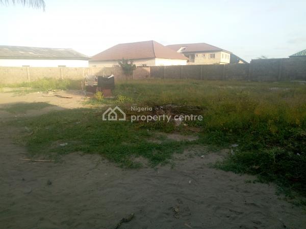 2 Plots of Dry Land in a Built Up Neighborhood, Lafiaji, Lafiaji, Lekki, Lagos, Residential Land for Sale