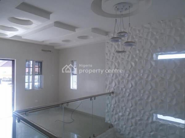 Newly Built 4 Bedroom Fully Detached House + Swimming Pool & Bq, Bera Estate, Chevron, Lekki Phase 2, Lekki, Lagos, Detached Duplex for Sale