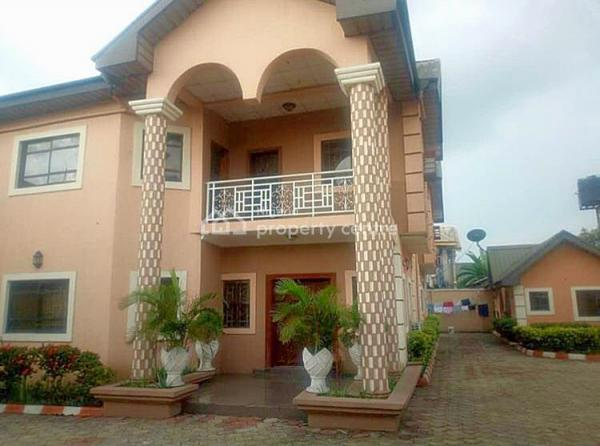 Lovely 5 Bedroom Duplex with 3bq in Ada George for Sale, Mini Orlu By Ada George, Port Harcourt, Rivers, Detached Duplex for Sale