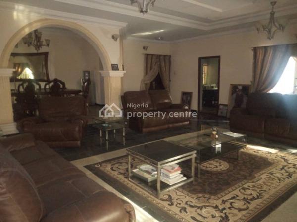 Partly Furnished 5 Bedroom Detached House, Mayfair Gardens, Awoyaya, Ibeju Lekki, Lagos, Semi-detached Duplex for Rent