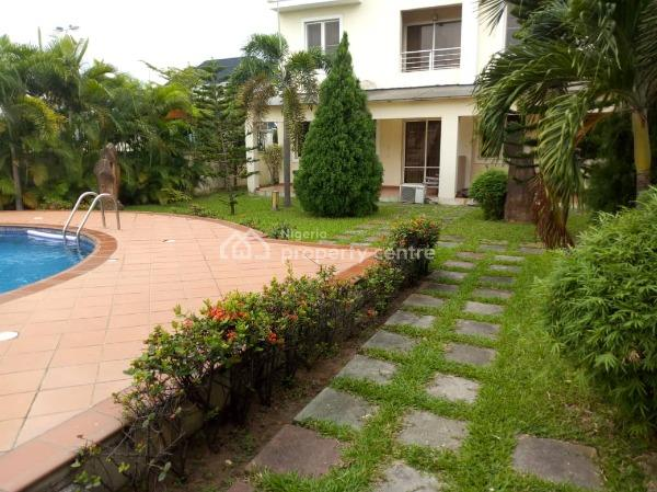 Spacious and Nice 4 Bedroom Terraced Duplex, Banana Island, Ikoyi, Lagos, Terraced Duplex for Sale