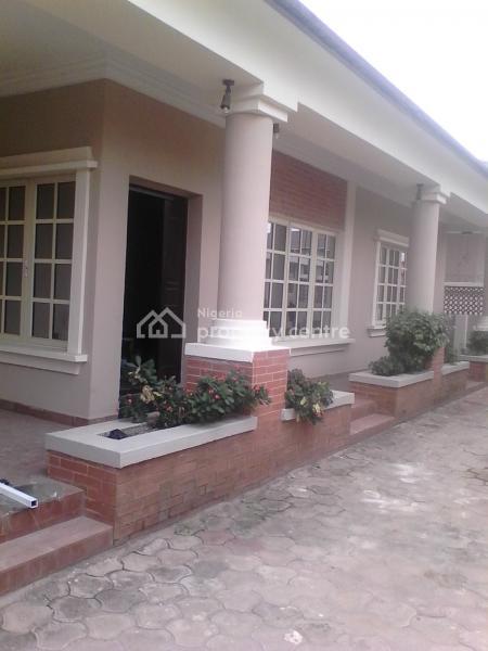 Executive 3 Bedroom Fully Detached Duplex with a Room Bq I, Unilag Estate, Magodo, Lagos, Detached Duplex for Rent