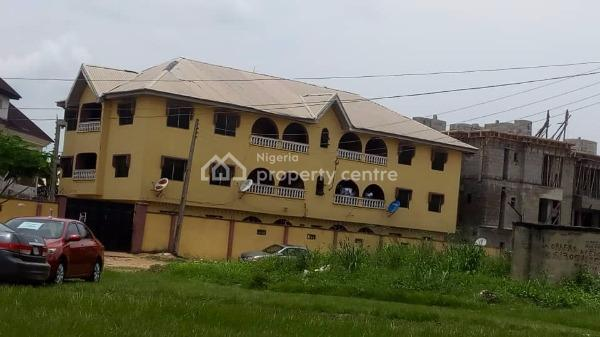 Six Block of Flats, By 40-40 Junction Concorde Hotel Area H, New Owerri, Owerri, Imo, Block of Flats for Sale