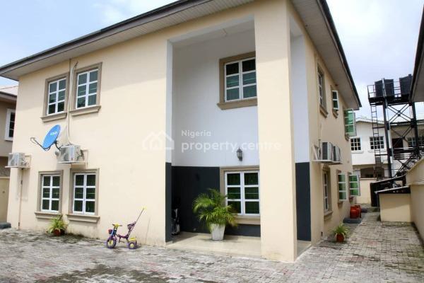 Fully Furnished 4 Bedroom  Apartment, 7b Godwin Omene Street, Off Chief Collins, Off Fola Osibo, Lekki Phase 1, Lekki, Lagos, Detached Duplex Short Let