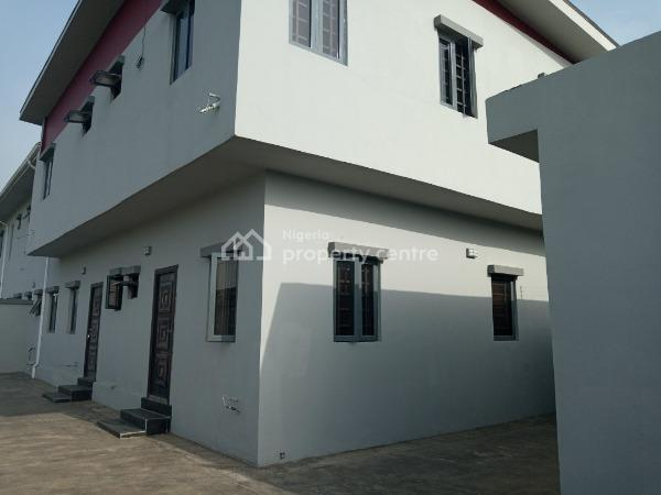 Exclusive 2 Bedroom Terrance Duplex in a Serene  Environment with Class, Channels Tv Avenue, Gra, Isheri North, Lagos, Terraced Duplex for Sale