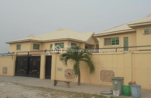 Vacant 4 Bedroom Semi Detached Duplex  with Bq, Ocean Court 1,  Adeola Street Off Alpha Beach Road, Lekki Phase 2, Lekki, Lagos, Semi-detached Duplex for Sale