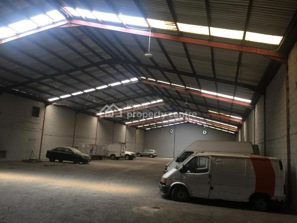 (pg097) 8,000 Sft Warehouse Available for Lease, Acme Raod Ikeja, Ogba, Ikeja, Lagos, Warehouse for Rent