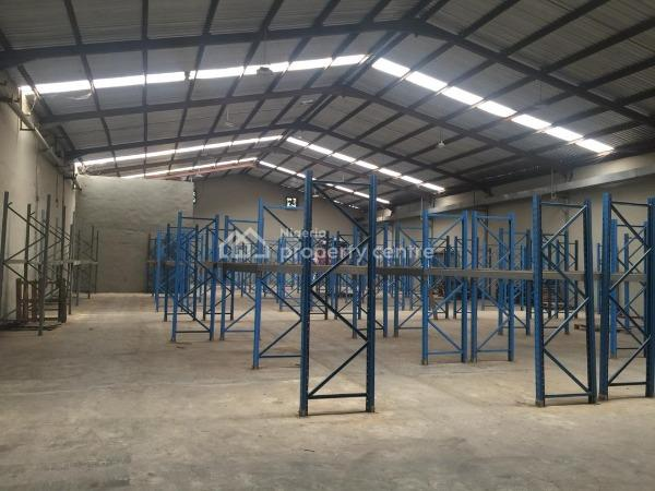 1,000 Sft Warehouse Available for Lease, Acme Road Ikeja, Ogba, Ikeja, Lagos, Warehouse for Rent