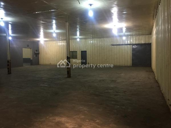 (pg095) 400 Square Meter Warehouse Available for Lease, Ogba, Ikeja, Lagos, Warehouse for Rent