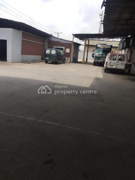 (pg094) 1,257.51 Sft Warehouse Available for Lease, Ogba, Ikeja, Lagos, Warehouse for Rent