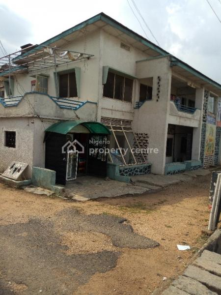 Detached Office/commercial Building, Opp.coke Factory,mokola/sango/u.i Road Ibadan, Ibadan, Oyo, Plaza / Complex / Mall for Sale