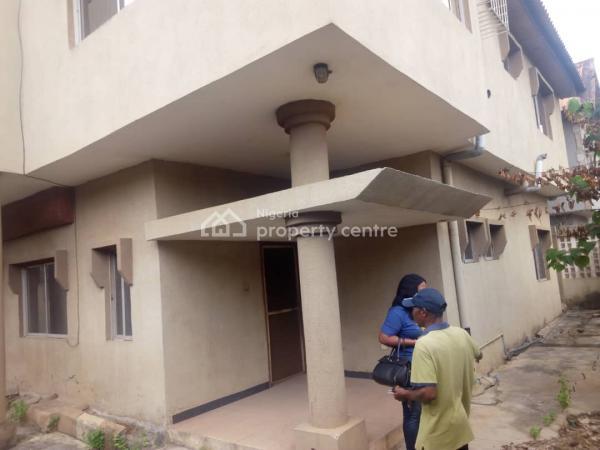 for Sale: 4bedroom Detached House with Bq at Ajao Estate, Lagos, Ajao Estate Surelere, Isolo, Lagos, Detached Duplex for Sale