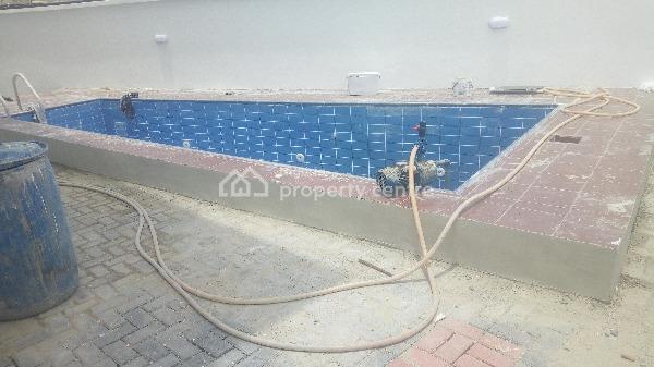 Brand New 5bedroom Detached Duplex with Swimming Pool, Ikota Villa Estate, Lekki, Lagos, Detached Duplex for Sale