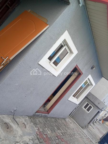 a Standard Bq Selfcon with Cooking Space Available at Lekki, Freedom Way, Ikate Elegushi, Lekki, Lagos, Self Contained (single Rooms) for Rent