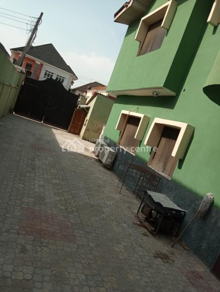 a Portable Bq Selfcon with Cooking Space at Lekki, in an Estate, Agungi, Lekki, Lagos, Self Contained (single Rooms) for Rent