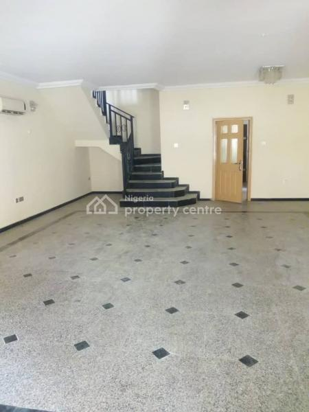 a Supperly and Architecturally Built Renovated 4 Bedrooms Terrace House Plus a Room Bq, All Rooms Ensuite with Visitors Convenienc, Ogunyemi Street, Oniru, Oniru, Victoria Island (vi), Lagos, Terraced Duplex for Sale