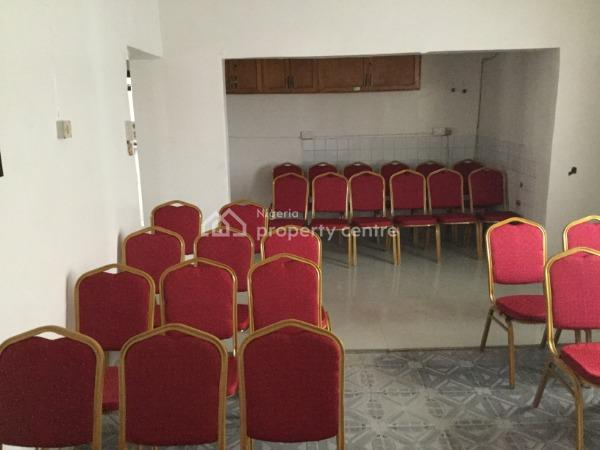 Exquisitely Furnished/fully Equipped Training Center (50 Seater), 32/34, Opebi Road, Opposite New Tastee Fried Chicken, Opebi, Ikeja, Lagos, Conference / Meeting / Training Room for Rent