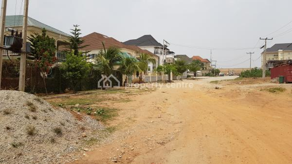 Prime 1400sqm Land Behind Nippon Hotel, After Next Cash N Carry, Kado, Abuja, Residential Land for Sale