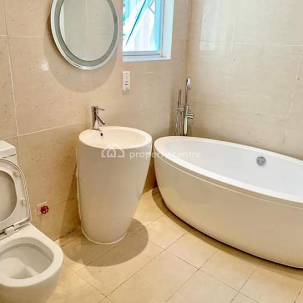 Water-front 3 Bedroom Apartment + Bq, Ensuite with Visitors Convenience, Sophisticated Toileteries, Very Spacious Rooms Etc, Banana Island Estate, Banana Island, Ikoyi, Lagos, Flat for Sale