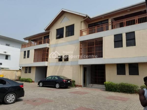 a Good Architecturally Designed and Built Block of 6 Flats of 3 Bedrooms with Servants Quarters (bq) with Ample Parking Lot Etc, Admiralty Road, Lekki Phase 1, Lekki, Lagos, Block of Flats for Sale